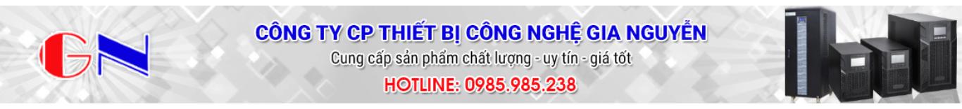 Bộ lưu điện online